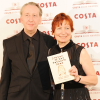 Mary and Brian at the Costa Awards 2013