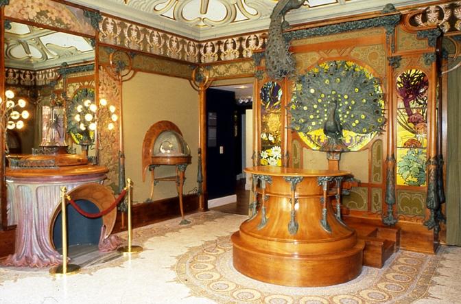 Georges Fouquet jeweller's