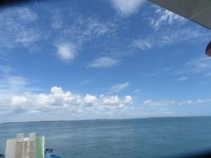 ferry return