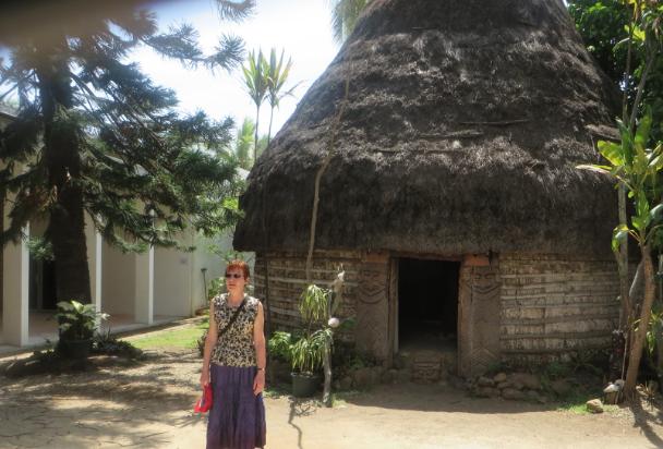 museum hut