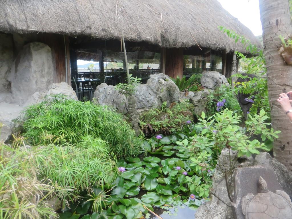 water liles Kuendu Beach Hotel 2
