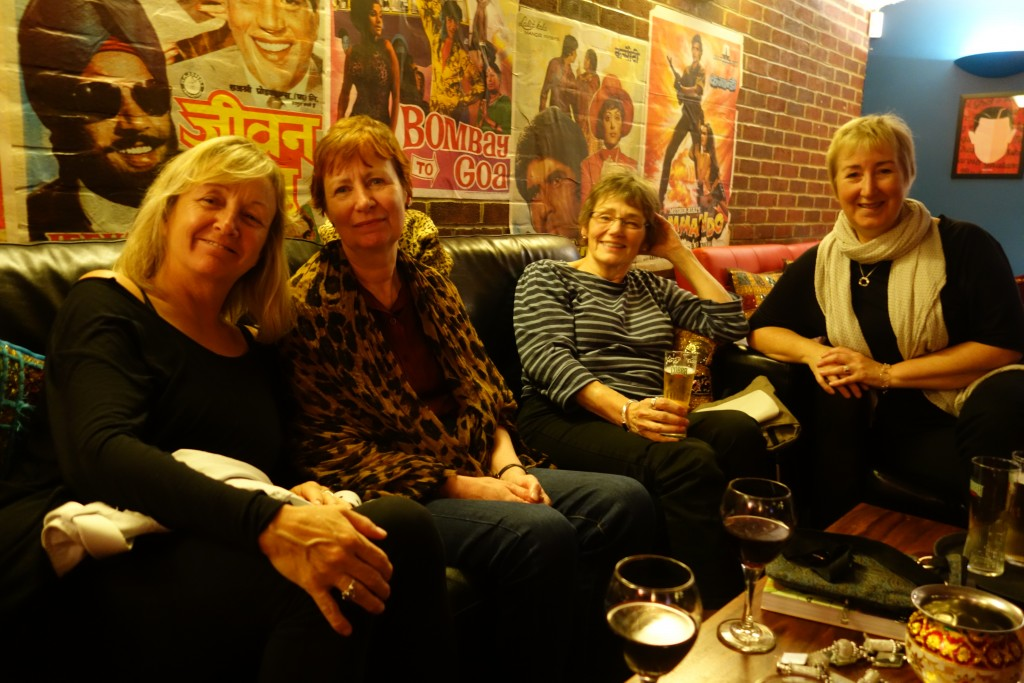 Linda, Mary, Kate, Dianne
