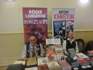 Roger Langridge and Antony Johnston