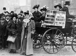 suffragettewagon
